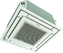Кассетный инверторный кондиционер Daikin FFA50/RXS50 R410