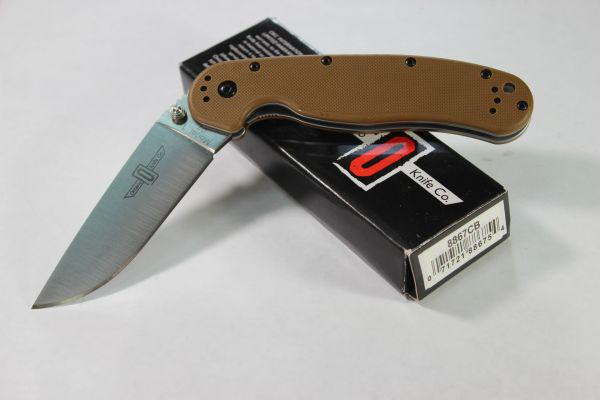 Нож Ontario RAT-1 Coyote Brown