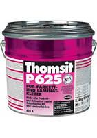 Двухкомпонентный полиуретановый клей для паркета Thomsit P 625, 12 кг.
