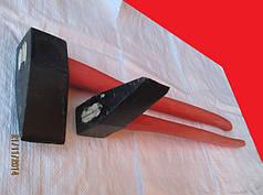 Колун 2 кг клин с ручкой Запорожье