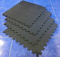 "Наборной мат с замком ""ласточкин хвост"" (116 см х 116 см х 8 мм)"