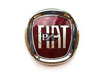 Эмблема Fiat (Linea-Palio-Doblo) на двухстороннем скотче (d-95мм, s-10мм)