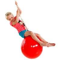 Детские качели-шар Drop, фото 1