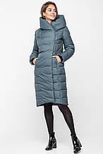 Теплая зимняя женская курточка KTL-223 из новой коллекции 2018-2019 - изумруд (#819, #818)