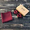 Набор I&M Craft бабочка + платок паше в пиджак (011103)