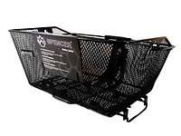 Кошик Spencer на задній багажник, чорний (KOS891)