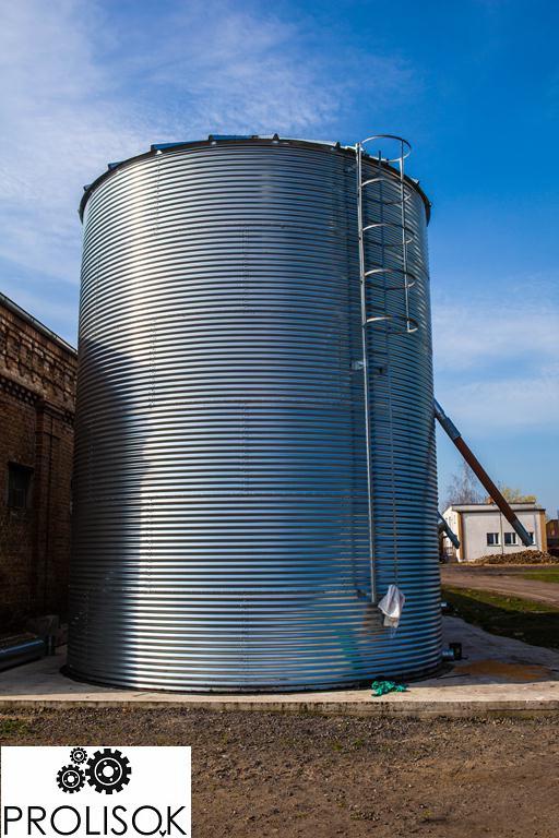 Силос для зерна 246 т