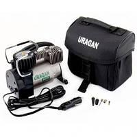 Автомобильный компрессор Uragan 90135 (Авто компрессор) (24 мес. гарантия)