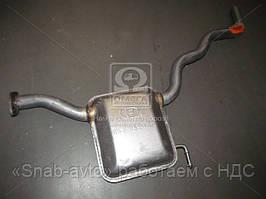 Глушитель центральный FORD SCORPIO (производство Polmostrow) (арт. 08.270), AEHZX