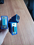 Розгалужувач Кабелю адаптер VGA 1 роз'єми для подвійного 2 VGA, фото 2