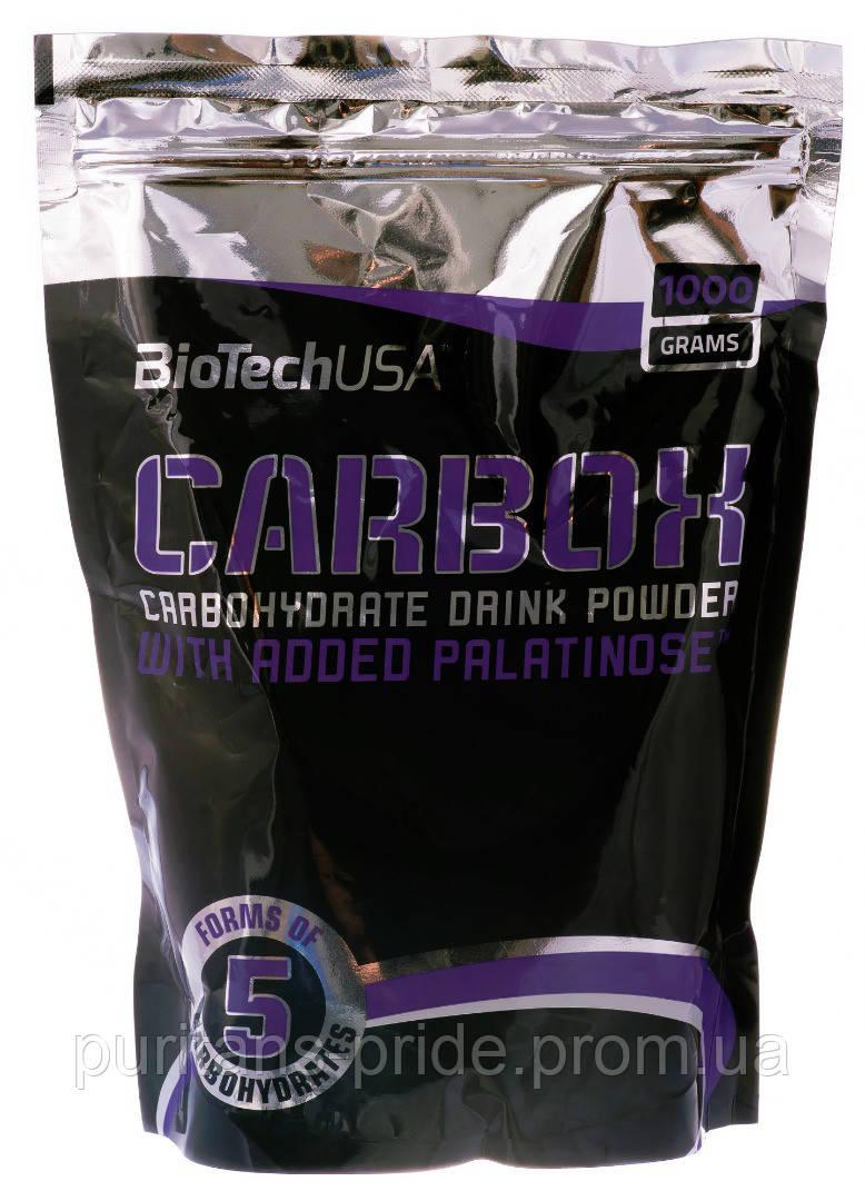 Гейнер BioTechUSA Carbox 1000 g