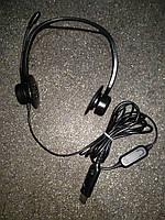 Компьютерная гарнитура Logitech PC Headset 960 USB (А-00053)