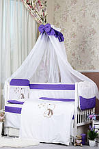Комплект дитячої постільної білизни Bepino Звіздар