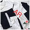 Женский спортивный костюм с шортами, в расцветках. АР-11-0618, фото 3