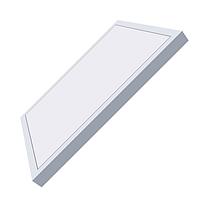 Светодиодная панель  36Вт 600Х600 (Накладная), фото 1