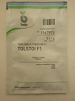 Семена томата Толстой F1 (Бейо / Bejo) 5 г — ранний (70-72 дня), красный, индетерминантный.