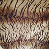 Меблева тканина велюр ширина тканини 160 см сублімація тигр