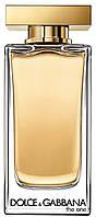 Оригинал D&G Dolce Gabbana The One Eau de Toilette 100ml Женская Туалетная Вода Дольче Габбана Зе Ван 2017