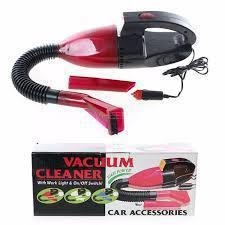 """Мощный портативный вакуумный авто пылесос  11.25"""" Long High-Power Portable Vacuum Cleaner w/ Car Adapter"""