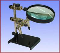 Лупа для пайки радиотехническая (код 521-509) ZD-10H