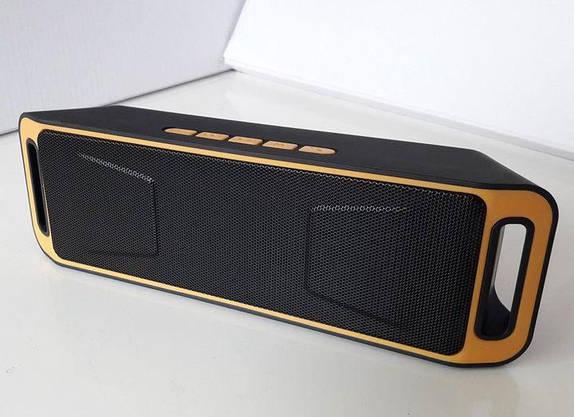 Портативная Bluetooth-FM-Колонка, фото 2