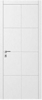 Межкомнатная дверь Авангард, Модель AL9, серия LINE