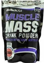 Вітамінний BioTech USA Muscle Mass 1kg