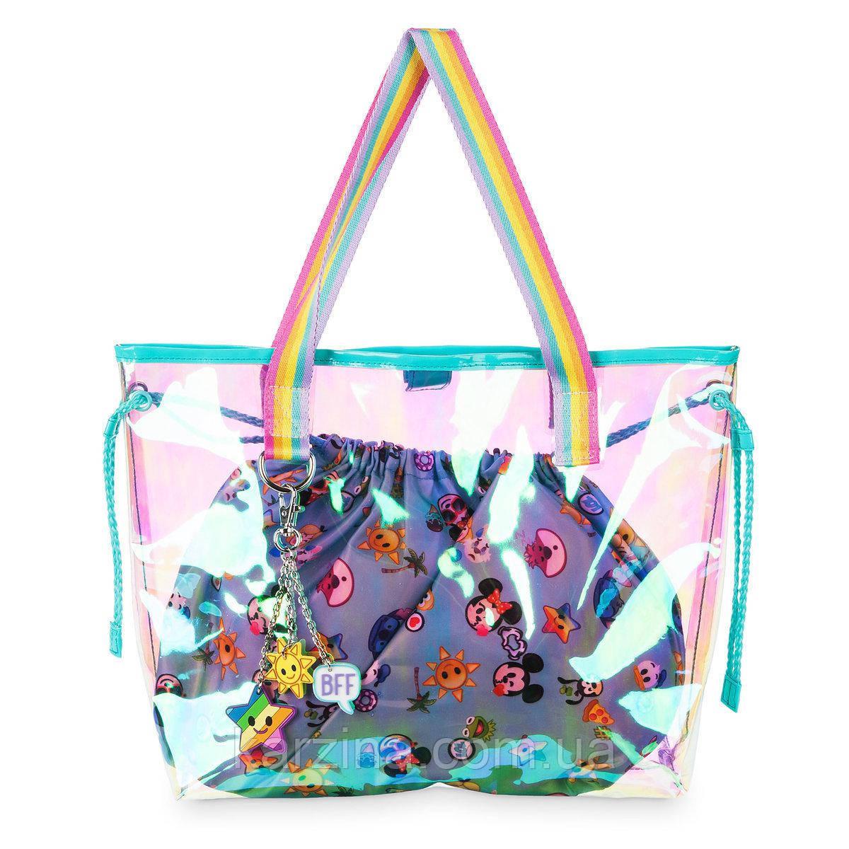 Пляжная сумочка ЭмоджиDisney Emoji