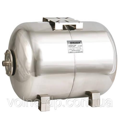 Бак-гидроаккумулятор Насосы+ HT 100SSлит(нерж)