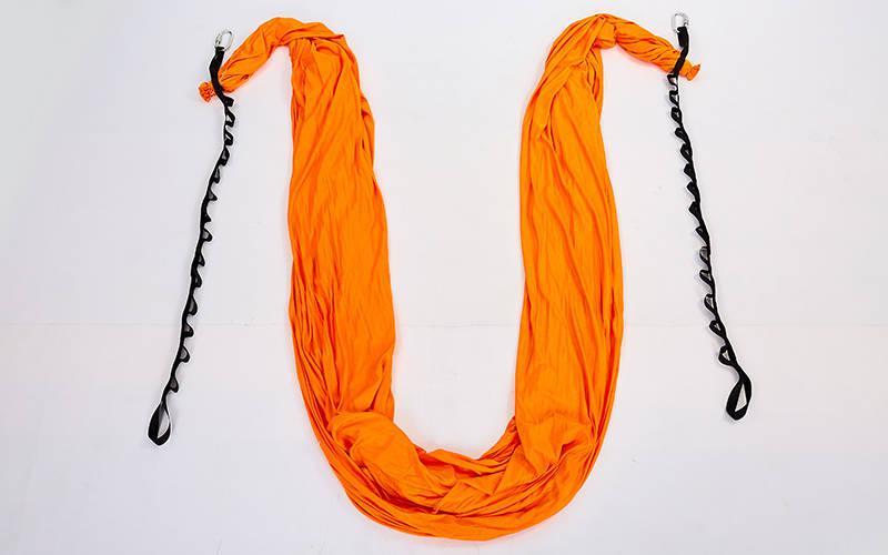 Гамак для йоги со стропами и креплением DH6026 Antigravity Yoga