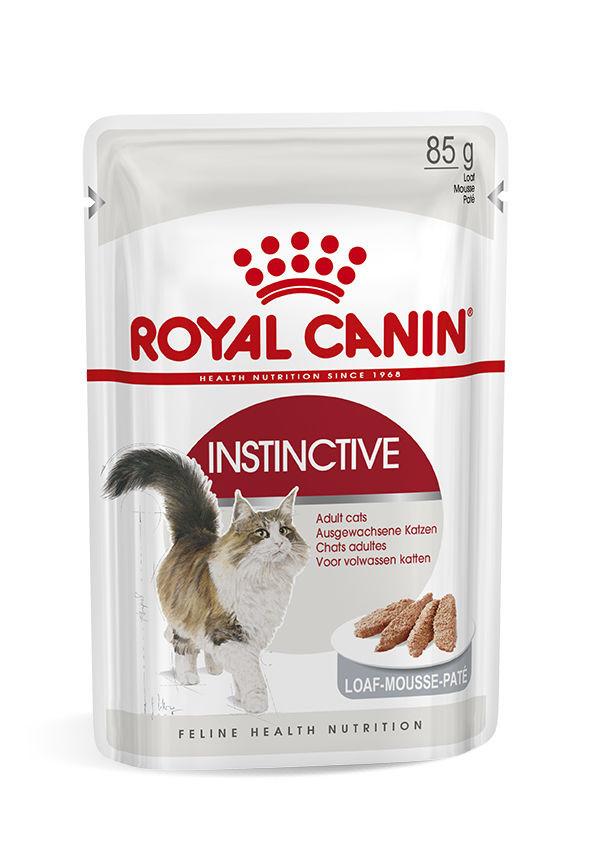 Royal Canin Instinctive паштет 0,85г