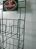Торговий стенд під приправи і насіння на 10 карманів навісній вертикальний, фото 4