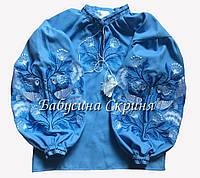 Дитяча вишита сорочка МВ-08-2