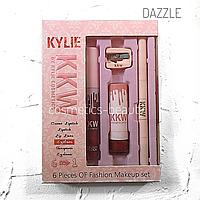 Набор для макияжа Kylie KKW 6в1 :Dazzle (реплика).