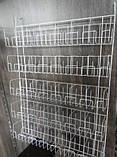 Торговый стенд под семена на 35 карманов навесной горизонтальный, фото 6