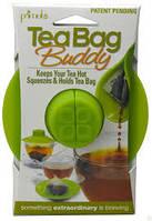 Силиконовая крышка для заваривания и отжима чайных пакетиков PRIMULA Tea Bag Buddy