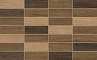 Плитка Karelia mosaik brown 250x400