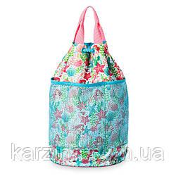 Пляжная сумочка рюкзак АриэльArielDisney