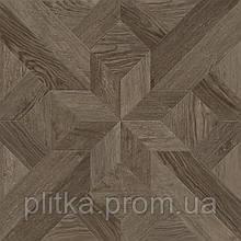 Плитка Dubrava brown 607x607