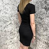 Платье женское Dsquared2 Icon 18804 черное, фото 3