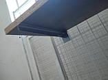 Торговий полкотримач на сітку довжиною 300мм, фото 4