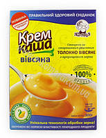 """Толокно овсяное из пророщенного зерна Крем каша """"Рідна житниця"""", 300 грамм"""