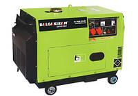DJ 4000 DG-EС Генератор дизельный DALGAKIRAN  3,5 кВт