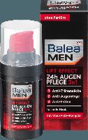 Крем для кожи вокруг глаз Balea men augencreme lift effect 24h, 15 мл., фото 1