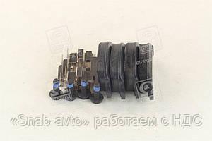 Колодка тормозная ALFA ROMEO 147 задн. (производство TRW) (арт. GDB1396), ADHZX