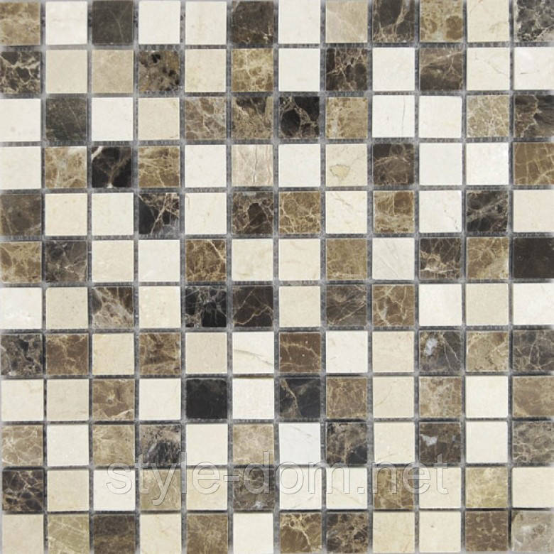 Плитка Мраморная мозаика SPT 020