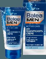 Увлажняющий крем для лица Balea men Active Care 24h, 75 мл.