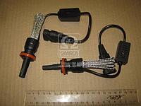Лампа LED H11 12/24V гибкий радиатор (косичка) (производство Китай) (арт. H11(H8/H9/H16) COB), ADHZX