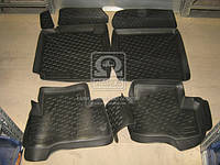 Коврики в салон автомобиля Suzuki Grand Vitara III 3D 2005-, ACHZX
