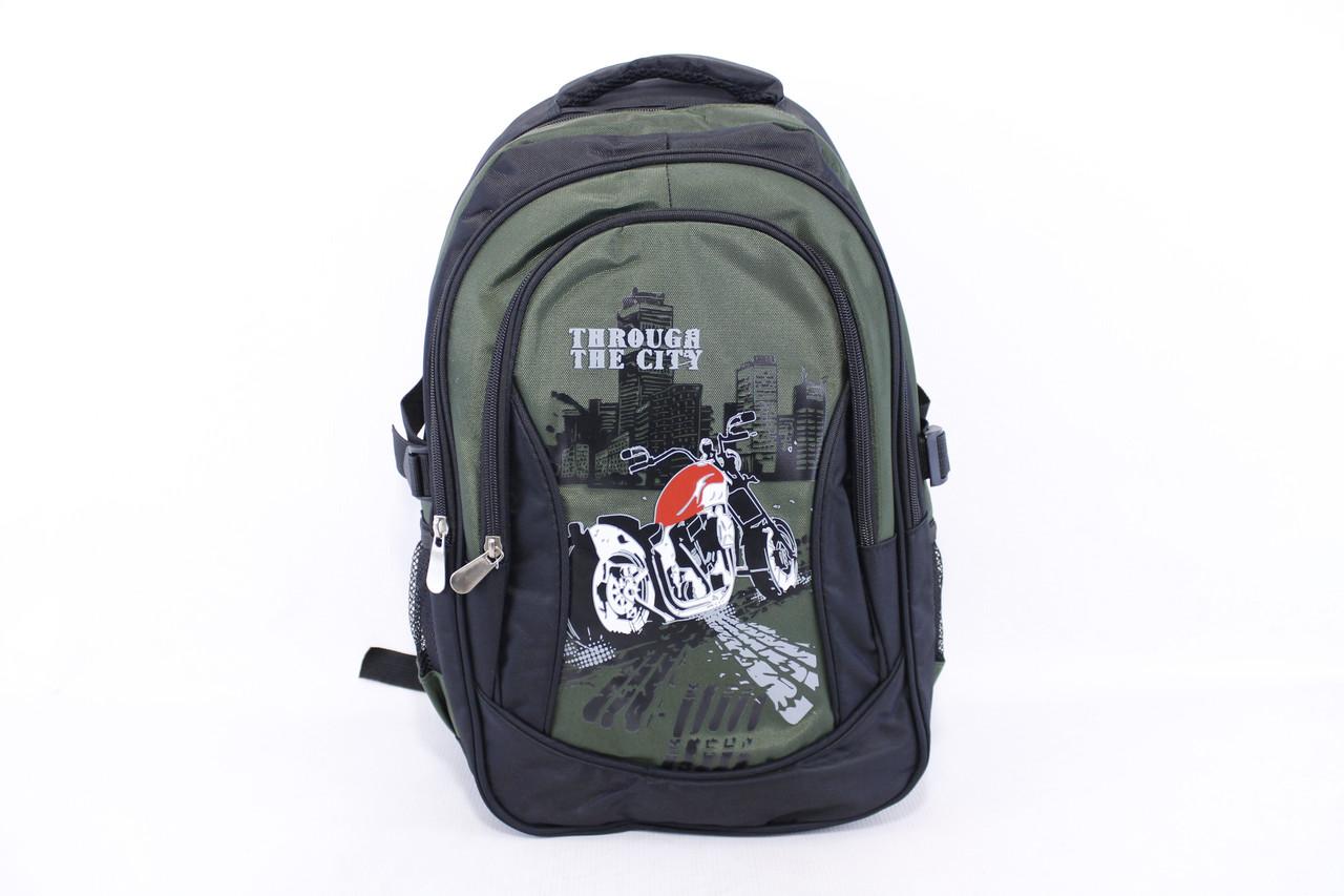 """Подростковый школьный рюкзак """"Zing 8111"""""""